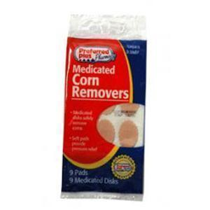 Preferred Plus Pharmacy® Medicated Callus Remover Pad 9 Count