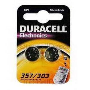 Cardinal Health Duracell Silver Oxide Watch Battery 1-1/2 V