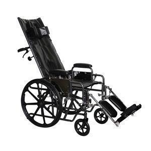 Professional Medical Imports Adult Deluxe Extra Wide Reclining Wheelchair