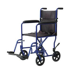 Professional Medical Imports Lightweight Aluminum Transport Chair