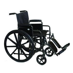 Professional Medical Imports Economy Detachable Arm Wheelchair